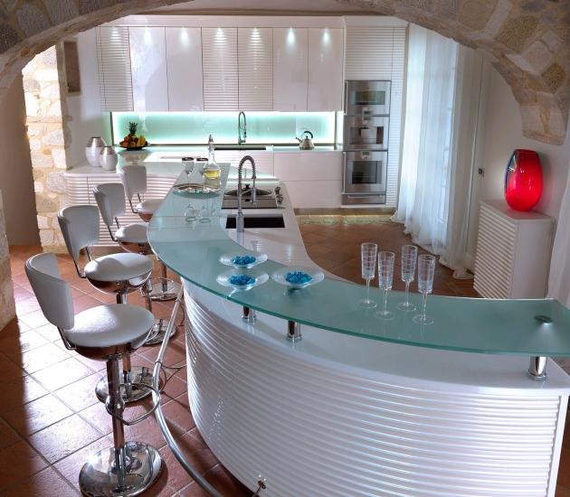Кухонный гарнитур Francesco Molon Perla