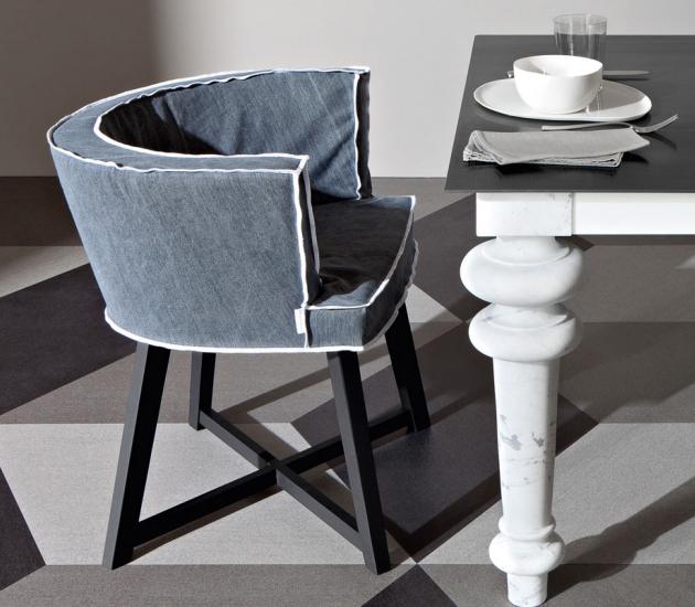 Кресло Gervasoni Gray 26