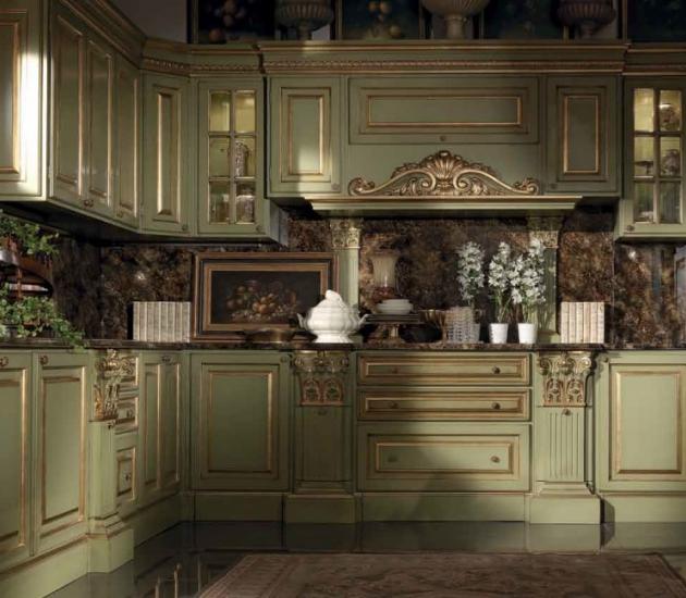 Кухонный гарнитур Jumbo Collection Creta 003