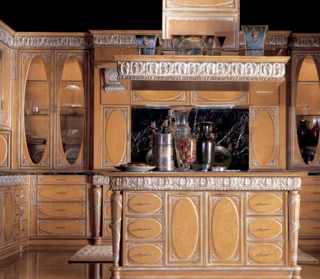 Кухонный гарнитур Jumbo Collection Four Seasons 203