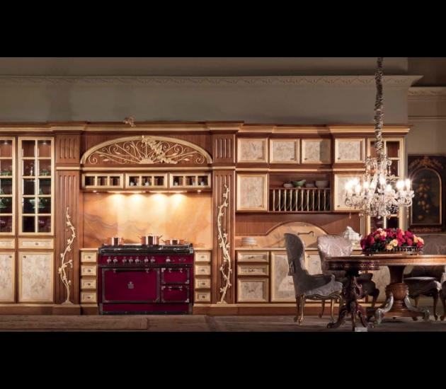 Кухонный гарнитур Jumbo Collection Piranesi 001