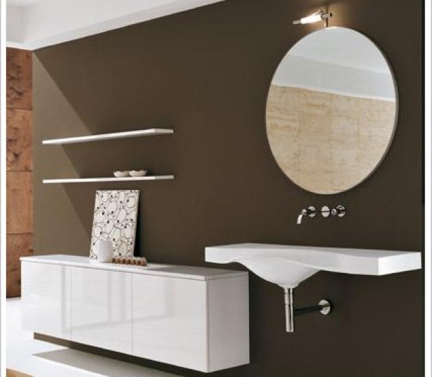 Гарнитур для ванной комнаты Quaia Link