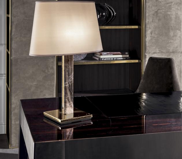 Настольная лампа Longhi Akilele