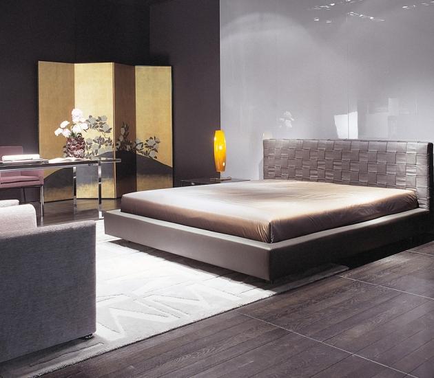 Кровать Minotti Bartlett