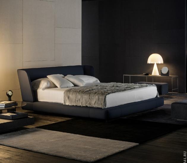 Кровать Minotti Creed