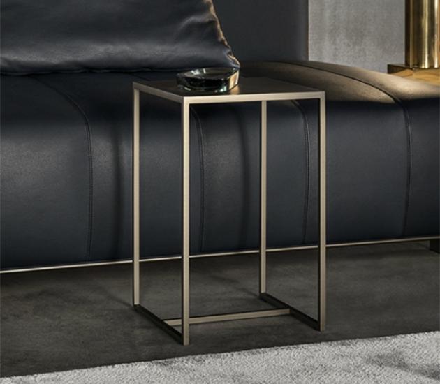 Столик Minotti Duchamp Bronze