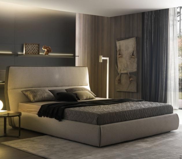 Кровать MisuraEmme Cosy