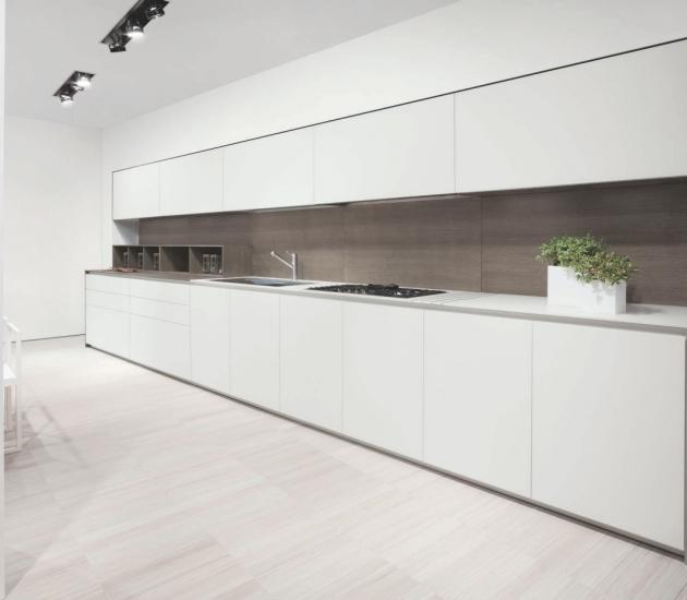 Кухонный гарнитур MK Cucine 022 Bianco Rovero