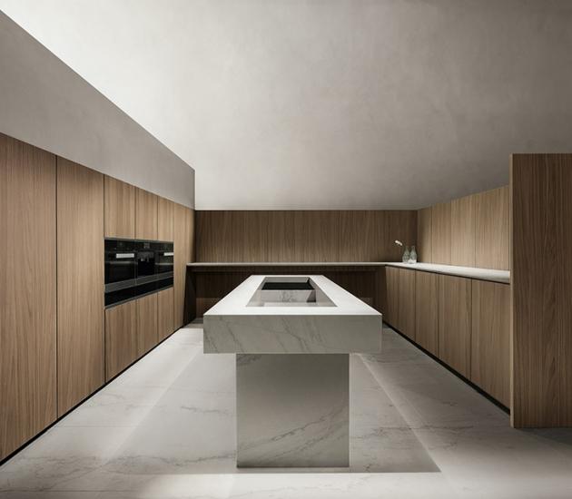 Кухонный гарнитур MK Cucine 045 2