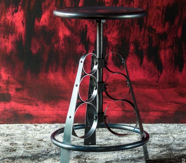 Барный стул Moroso 3 Nuns