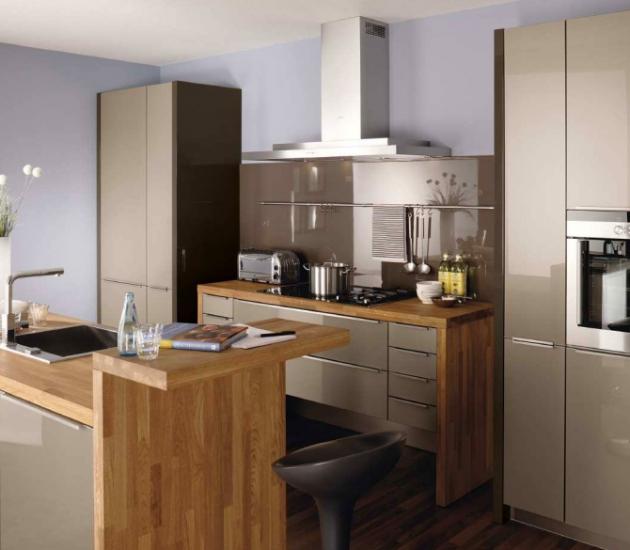 Кухонный гарнитур BEECK Küchen Brillant