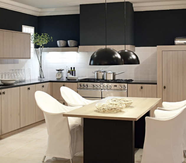 Кухонный гарнитур BEECK Küchen Butlerspantry A R10
