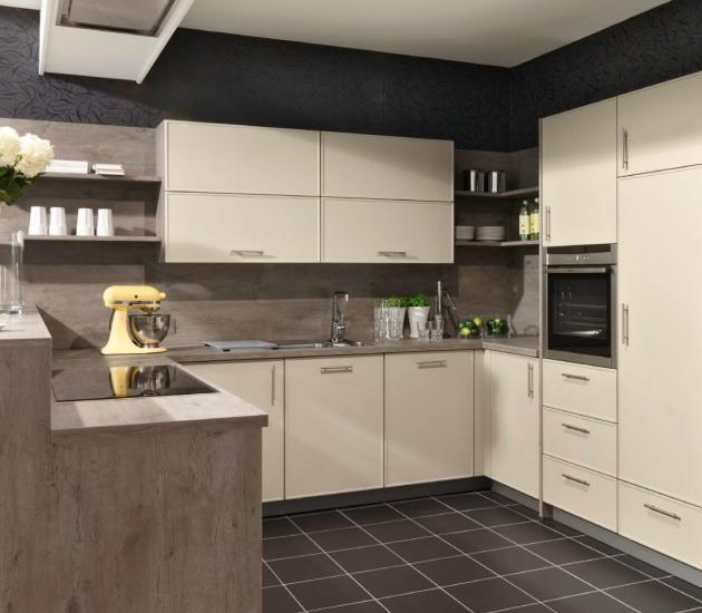 Кухонный гарнитур BEECK Küchen Cala F