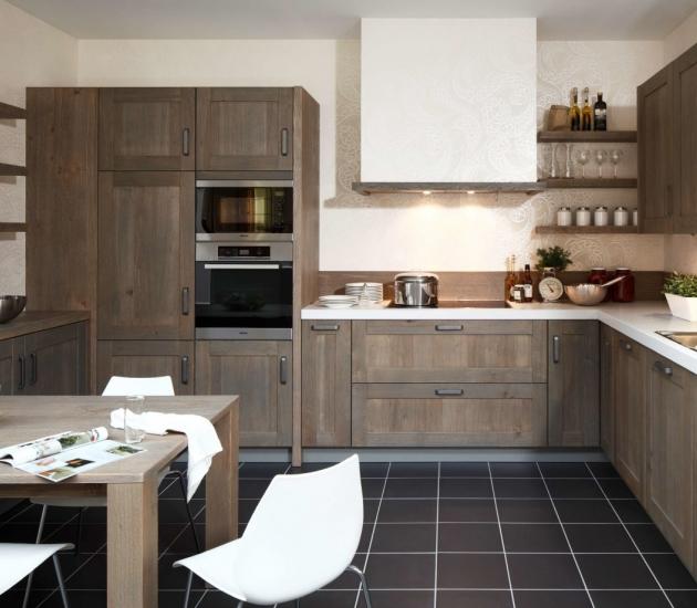 Кухонный гарнитур BEECK Küchen Quattro