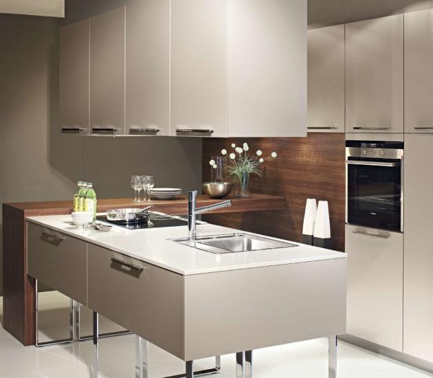 Кухонный гарнитур BEECK Küchen Trend