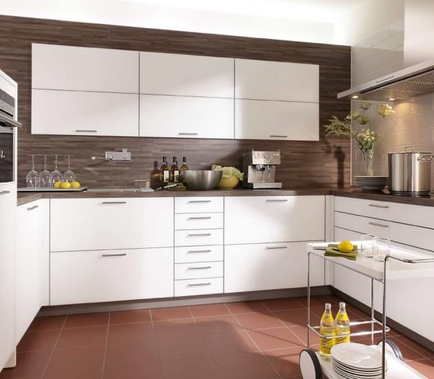 Кухонный гарнитур BEECK Küchen Verre M
