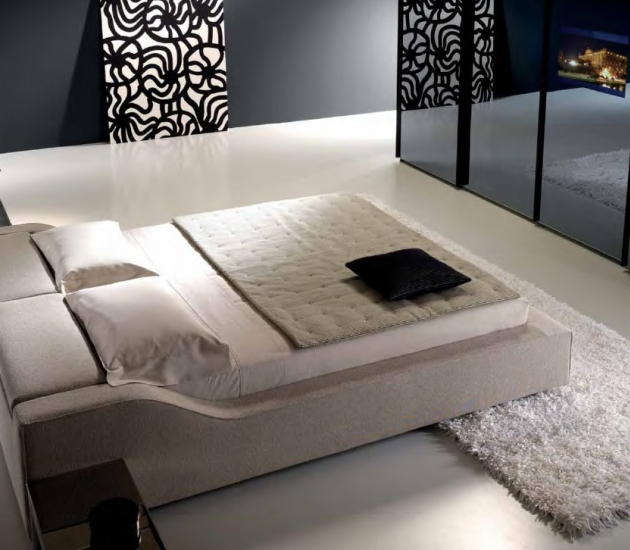 Кровать Orizzonti Wave