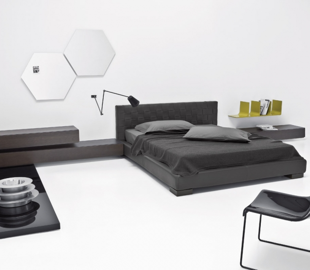 Кровать Pianca Intreccio