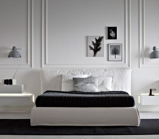 Кровать Pianca Piumotto
