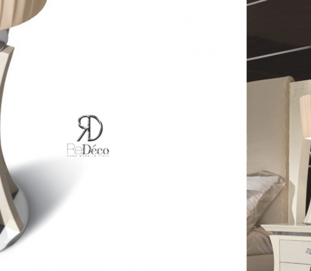 Настольная лампа Redeco Charme