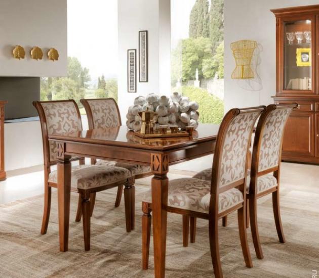 Обеденный стол Selva Villa Borghese 3374