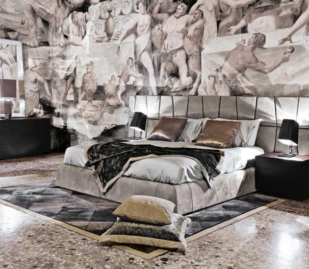 Кровать Smania Colorado