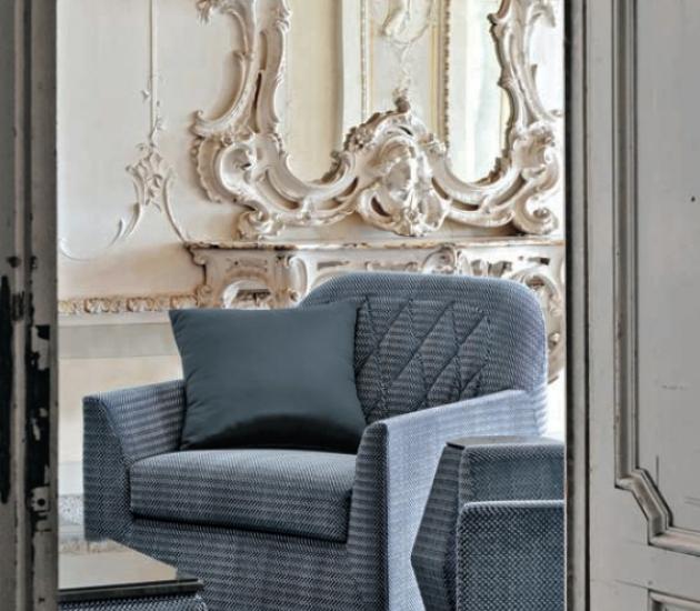 Кресло Smania Veyron