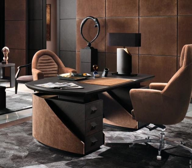 Письменный стол Smania Metropolis