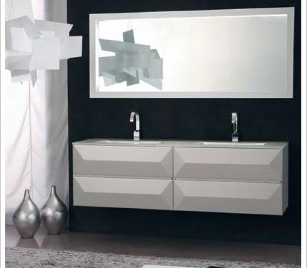 Гарнитур для ванной комнаты Quaia Tetrix