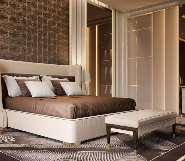 Кровать Turri Noir
