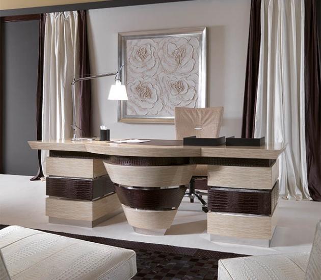 Письменный стол Turri Ouverture Leather