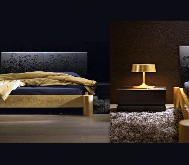 Кровать Varaschin Si oro