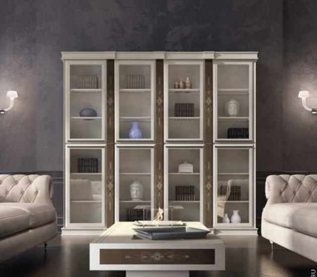 Библиотека Vismara Base Bookcase