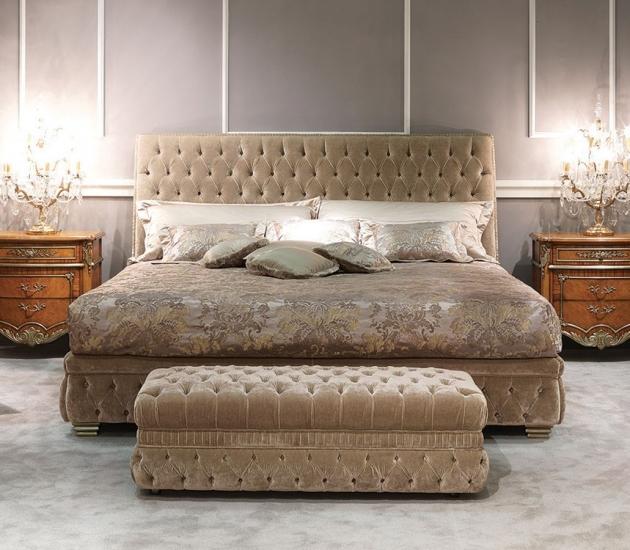 Кровать Zanaboni Capri