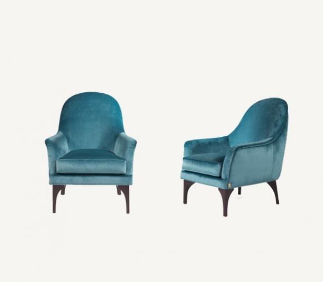 Кресло Zanaboni Colette