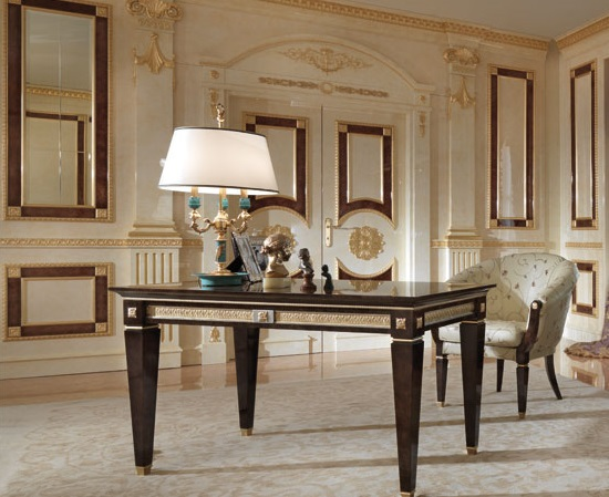 Письменный стол Turri Arcade Royale