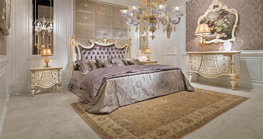 Кровать Turri Bovary