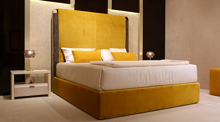 Кровать Turri Plaza