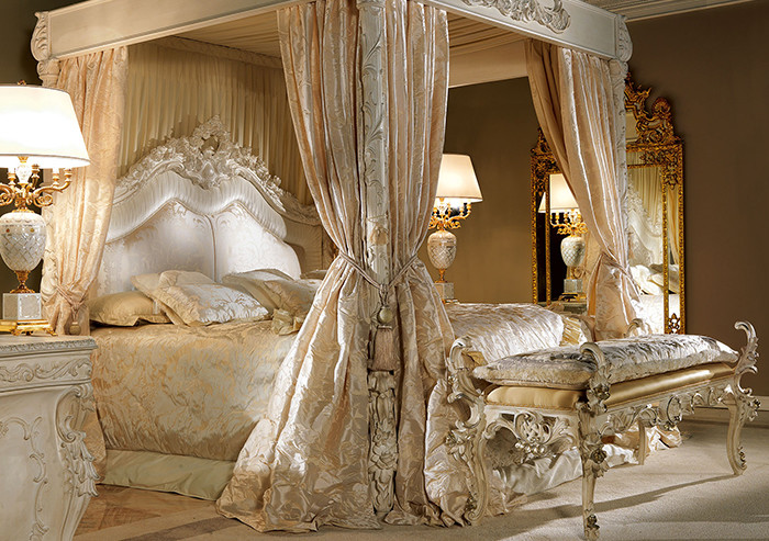 Кровать Zanaboni Charlene